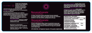 ResveraGranate TherapieLaser